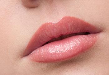 semi permanent makeup kent - lip colour boost
