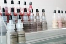 semi permanent makeup pigments