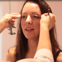 Permanent Makeup - Eyebrow procedure 2