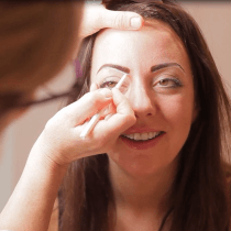 Permanent Makeup - Eyebrow procedure 3