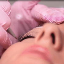 Permanent Makeup - Eyebrow procedure 6