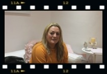 Semi permanent makeup kent - testimonial from Helen
