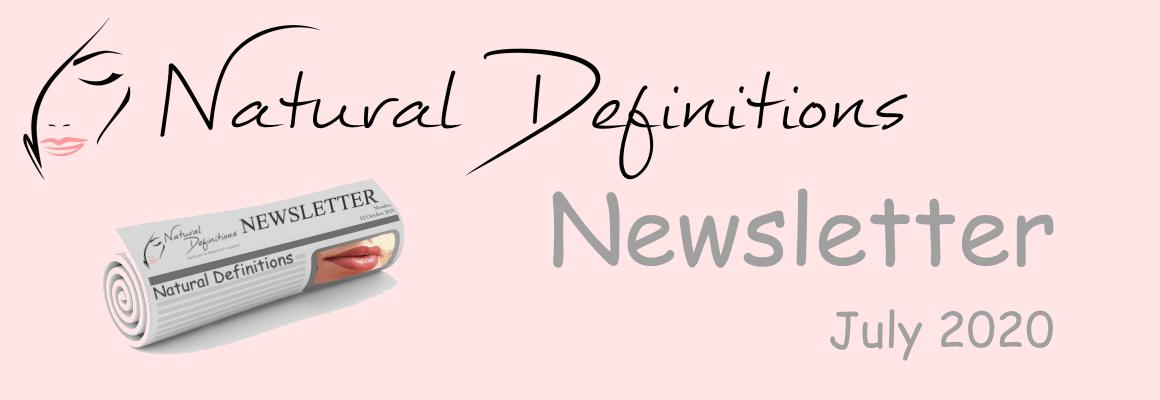 permanent makeup newsletter july 2020
