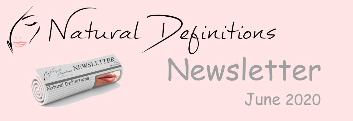 permanent makeup newsletter june 2020