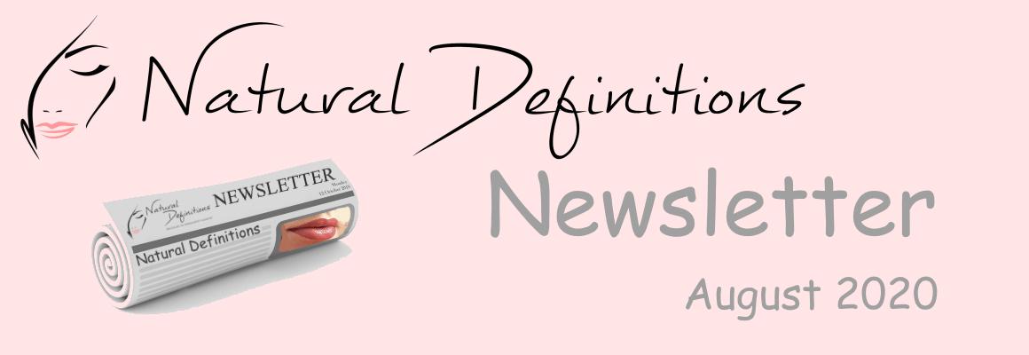 permanent makeup newsletter banner august 2020