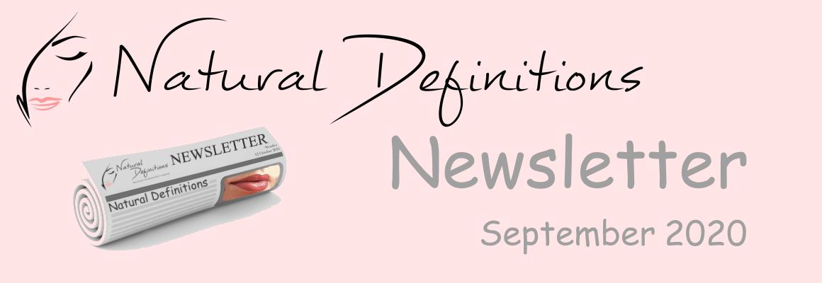 permanent makeup newsletter banner september 2020