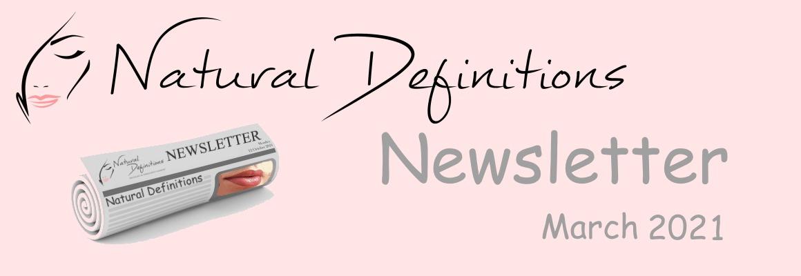 permanent makeup newsletter banner march 2021