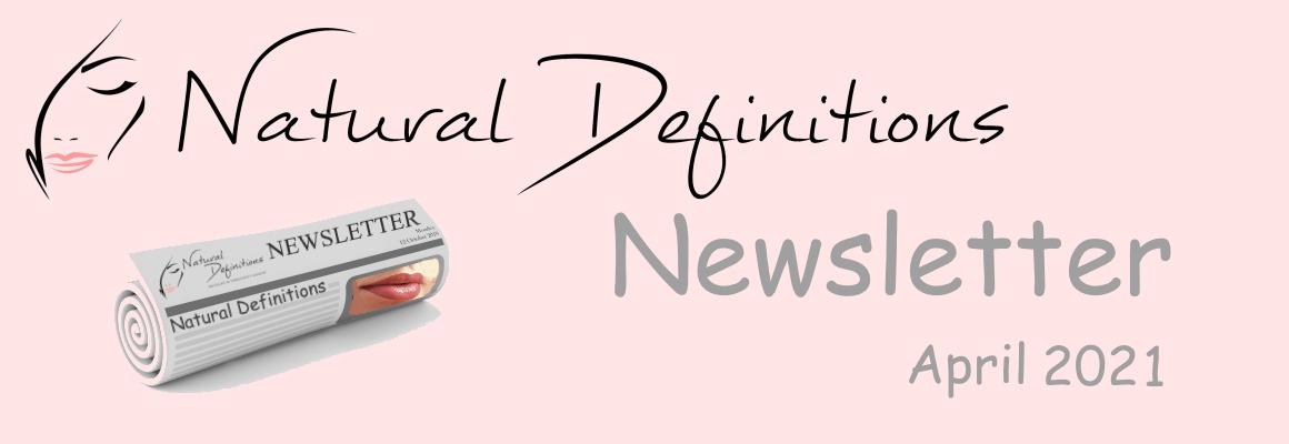 permanent makeup newsletter banner april 2021