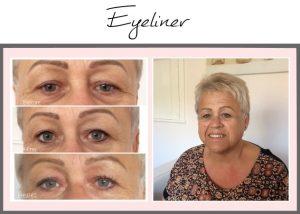 Permanent Makeup Portfolio Eyeliner Jackie