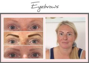 Permanent Makeup Portfolio Eyebrows Ria