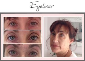 Permanent Makeup Portfolio Eyeliner Janet