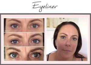 Permanent Makeup Portfolio Eyeliner Jo