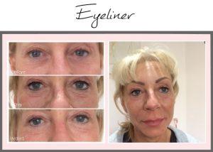 Permanent Makeup Portfolio Eyeliner mel