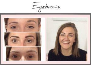Permanent Makeup Portfolio Eyebrows Sophia
