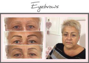Permanent Makeup Portfolio Eyebrows Jackie
