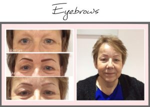 Permanent Makeup Portfolio Eyebrows Margaret