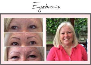 Permanent Makeup Portfolio Eyebrows Jane
