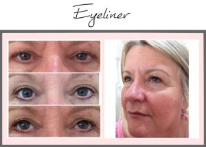 Permanent Makeup Portfolio Eyeliner Lips Theresa