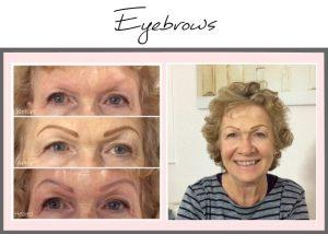 Permanent Makeup Portfolio Eyebrows Maureen