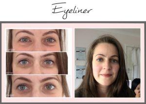 Permanent Eyeliner Portfolio Claire
