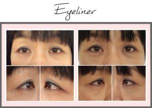 Tattooed Eyeliner Portfolio Gina